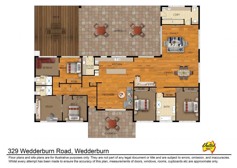 329 Wedderburn Road Wedderburn 2560