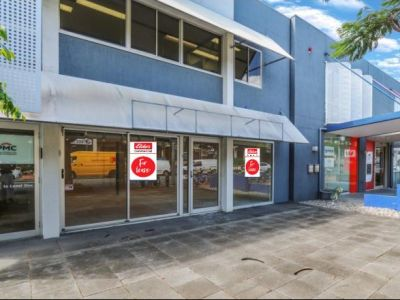 PARK ROAD OFFICE OPPORTUNITY - SECONDS TO MILTON TRAIN STATION!