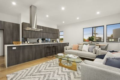 Standing proud is this sensational brand new townhome in the 'WEFO zone' of Maidstone