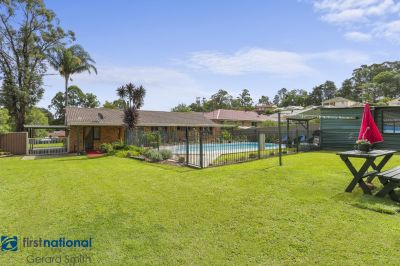 PERFECTLY POSITIONED IN THE PICTON BOTANIC GARDENS ESTATE