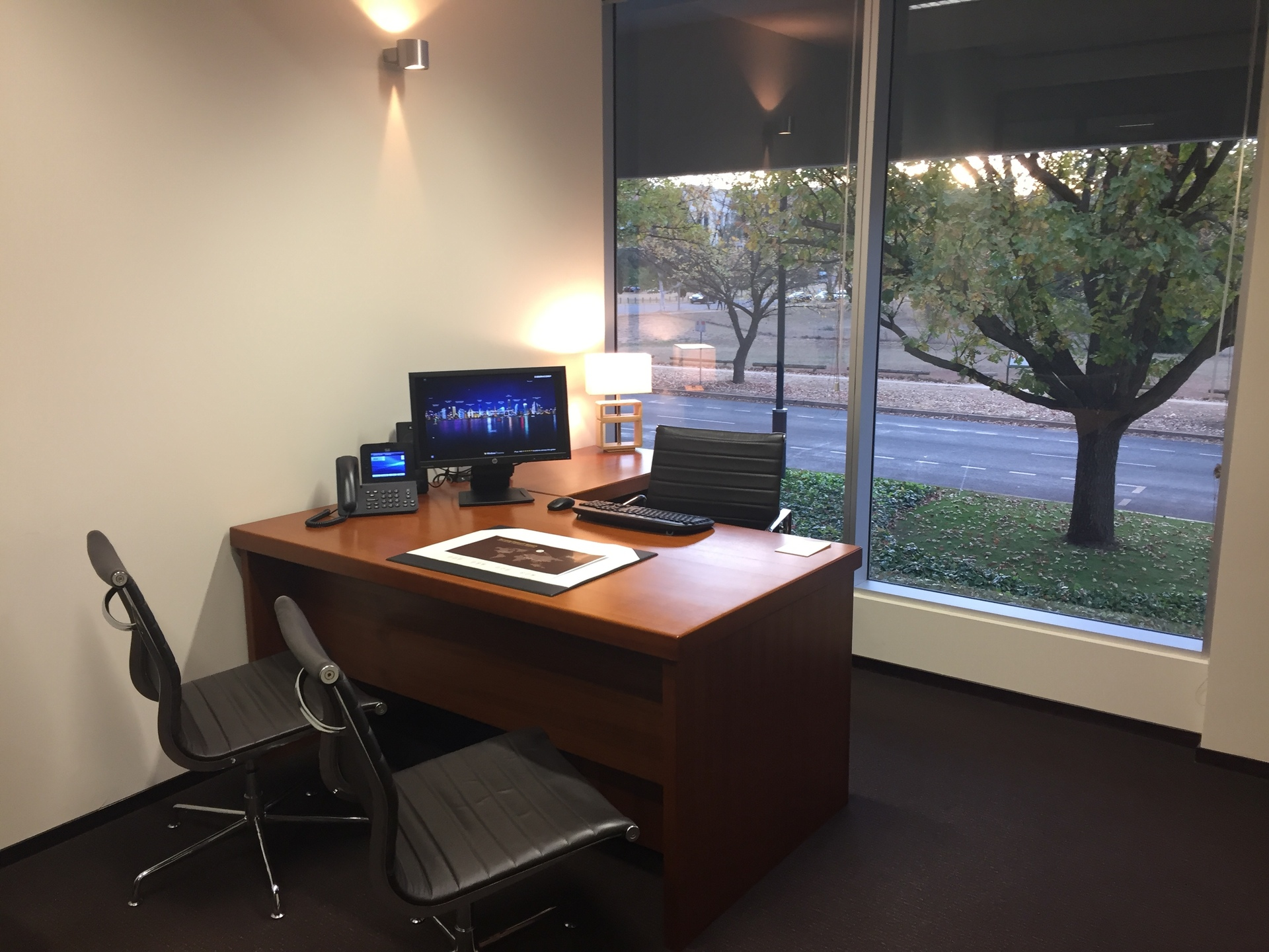 LAST CHANCE TO GET YOUR OFFICES SUITES IN THE REALM MOST RENOWED COMPLEX WITH WONDERFUL VIEWS