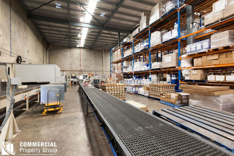 Superior Industrial Facility - Taren Point