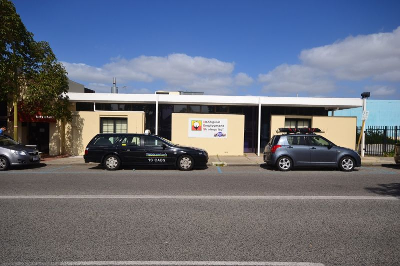 Office for lease - prominent corner location of Albany Highway & McMillan Street, Victoria Park