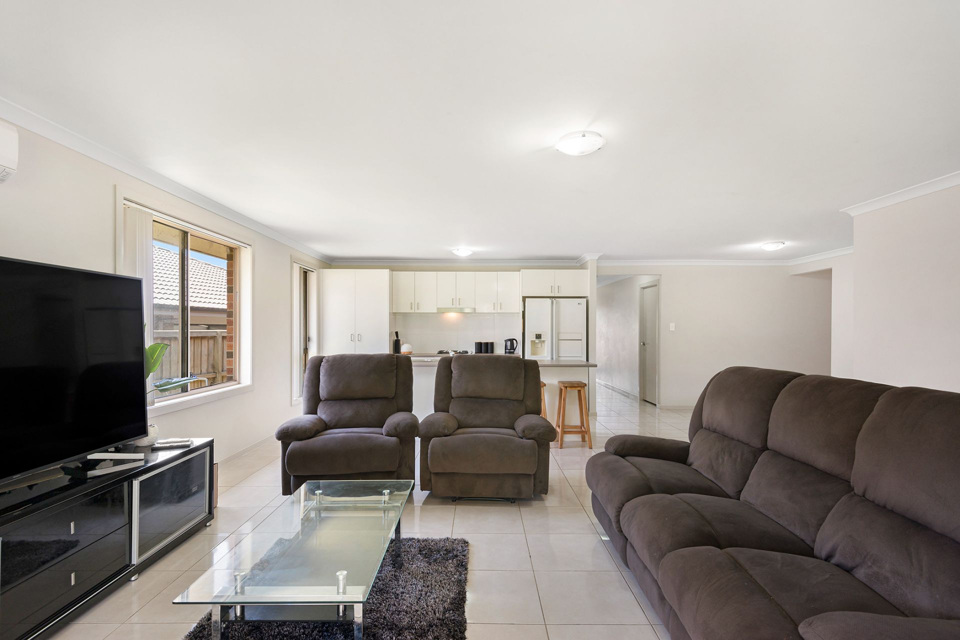 Modern living with a strong family focus