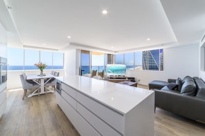 Beachfront living at its finest - Fully furnished