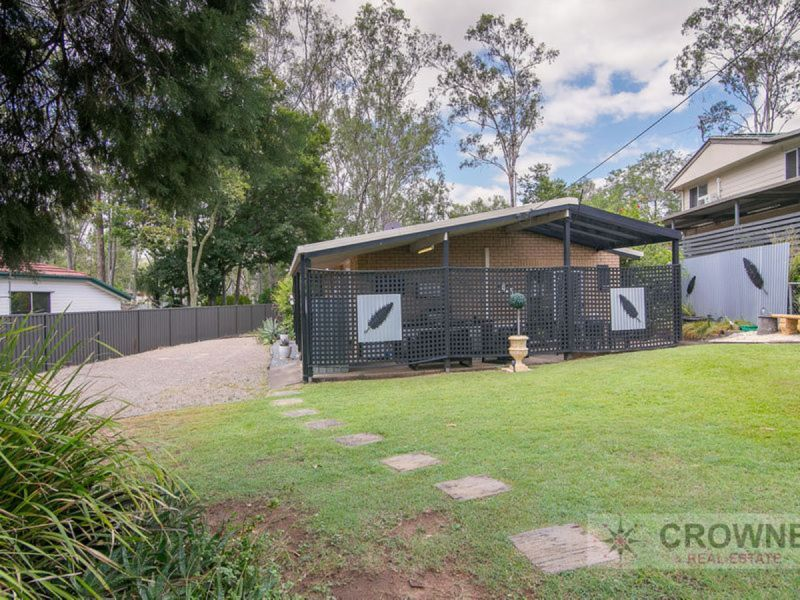 IMMACULATE HOME ON BIG BLOCK + SHED
