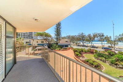 Ocean & City Views | Large Beachfront Apartment