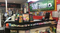NEWSAGENCY – Lockyer Valley, west of Brisbane ID# 3460183 – Popular drive in convenience location