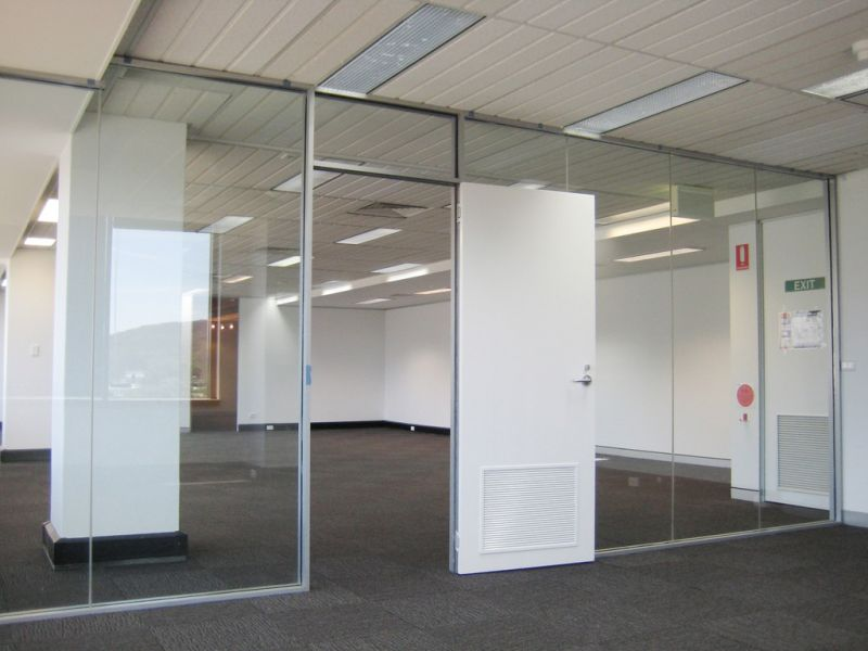 Fitted out office, with great outlook
