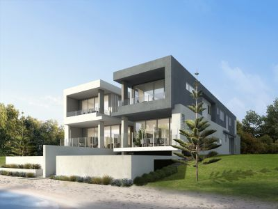 Magnificent Two-level Modern Villa: The New Standard in Luxury Living in Mermaid Waters