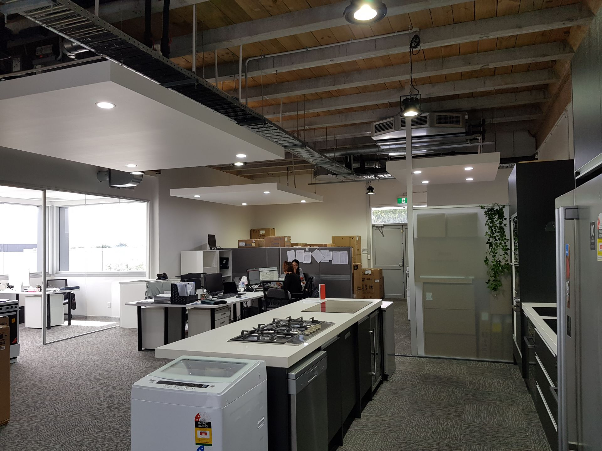 Bright Ground Floor Sublease