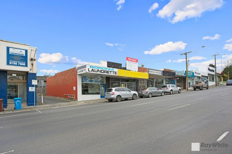 LEASED INVESTMENT TO ESTABLISHED AND LONG TERM BUSINESS