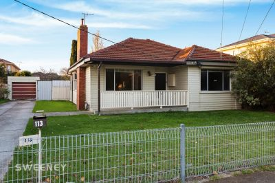 Weatherboard Residence With Approved Town Planning Permit for 3 Dwellings