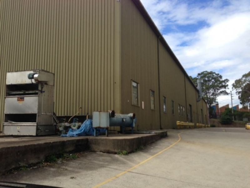 One Of Two Buildings On Site, New Opportunity, Close To Parramatta.  600amps Of Power.