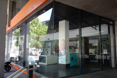 EUREKA TOWER PRIME RETAIL/OFFICE SPACE