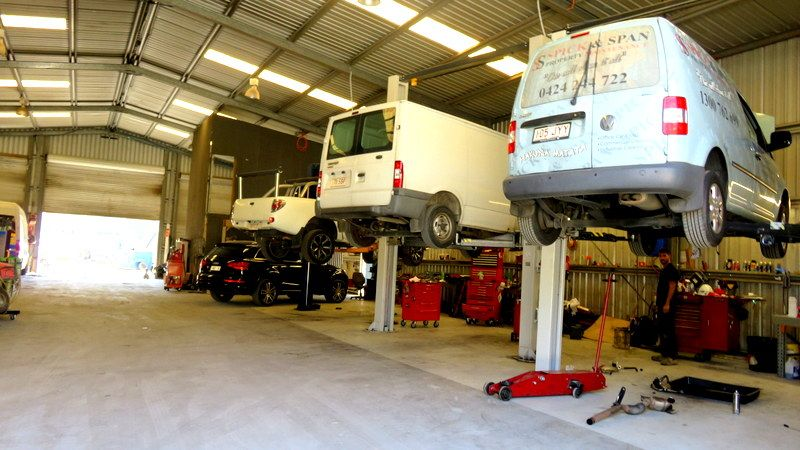 Zoned Vehicle Sales And Repair