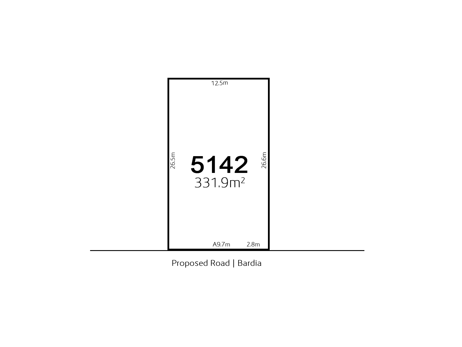 Bardia LOT 5142 Proposed Road | Bardia