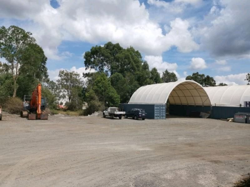 1,000sqm of Affordable Hardstand Wacol