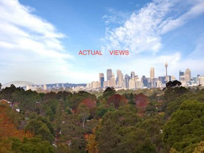 Spectacular city views ! Anytime for inspection.