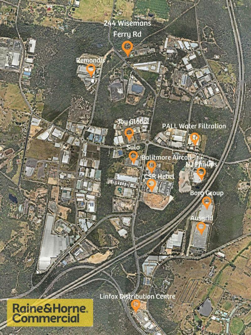 Stellar Industrial Land. 2.52 Hectares