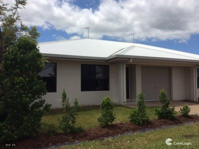 Three bedroom duplex returning $590 p/w.