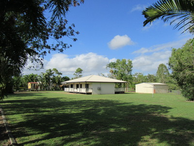 LUSH GREEN ACREAGE - $389000