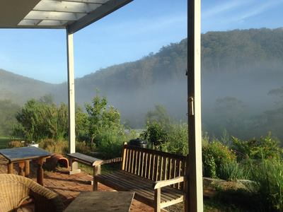 JOIN HONEYEATERS COMMUNITY FARM IN LOVELY SECLUDED VALLEY