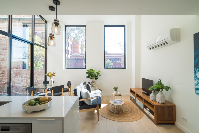 Contemporary Living with Historic Charm
