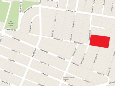 7,682 M2 Potential Plus for this rare vacant land