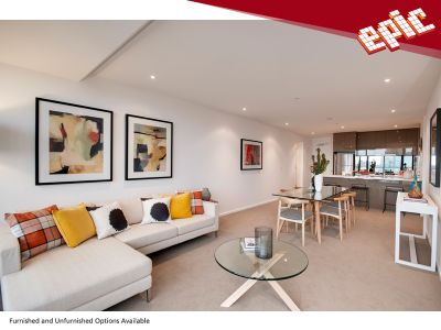 Epic: 10th Floor - Fresh and Modern Three Bedroom Apartment in Southbank!