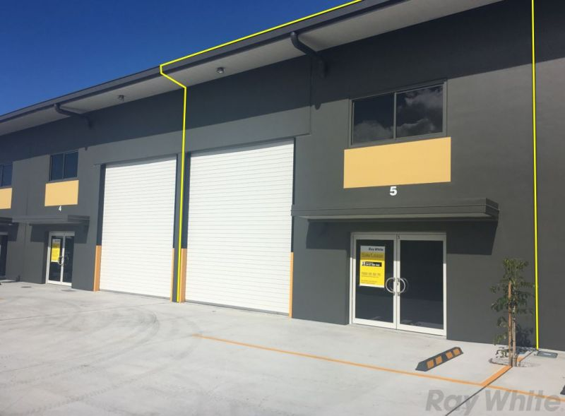 Brand New Industrial Unit For Lease