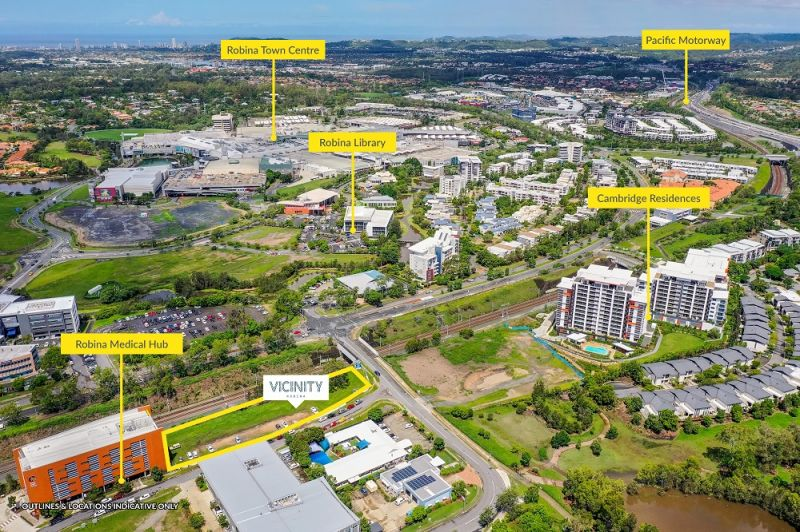 VICINITY ROBINA MEDICAL/SPECIALISTS CENTRE