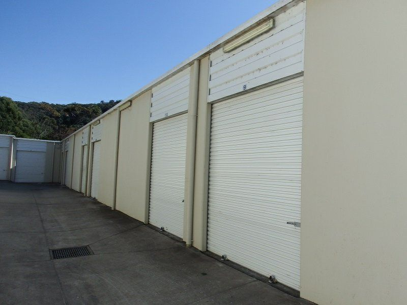 SECURE MINI STORAGE WAREHOUSE FOR SALE