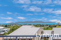 Stunning unobstructed views of Cleveland Bay and Magnetic Island