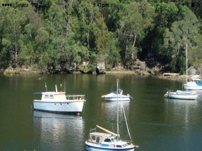 , Berowra Waters