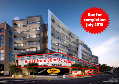 BRAND NEW RETAIL & OFFICES AVAILABLE