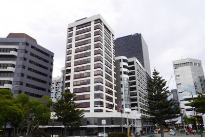1 Willeston Street, Wellington Central
