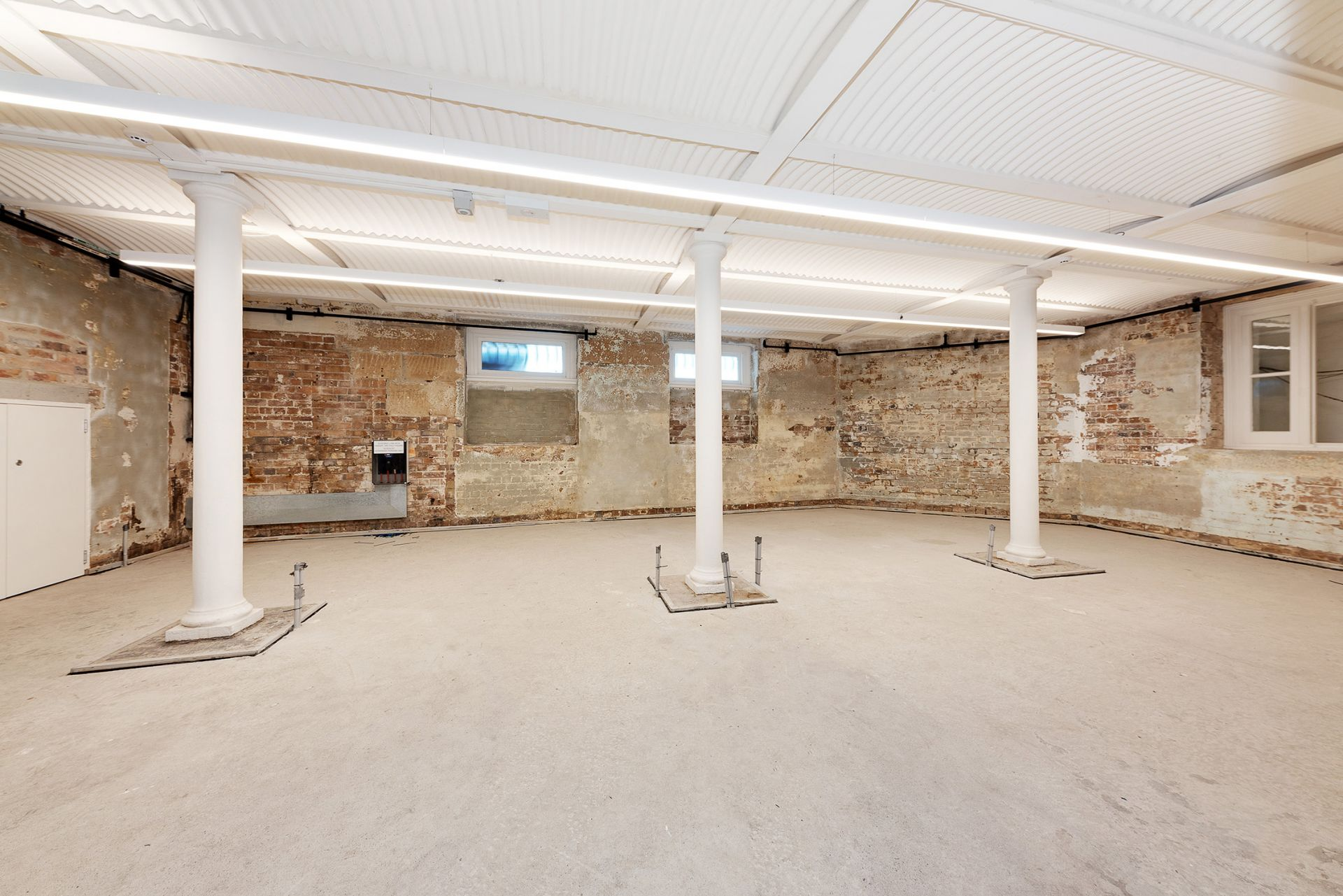 Retail or office use potential
