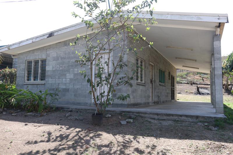Low-set & Comfy Brick Home
