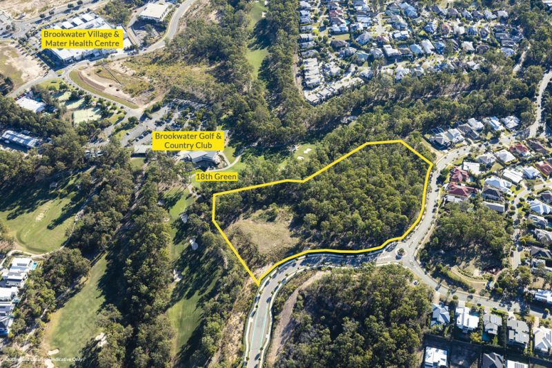 3.7Ha* Brookwater Estate | Joint Venture Opportunity