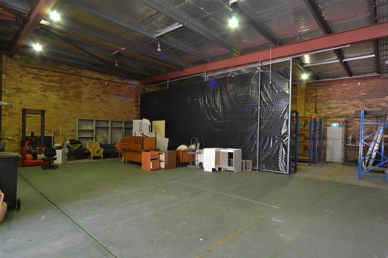 OFFICE or RETAIL + WAREHOUSE