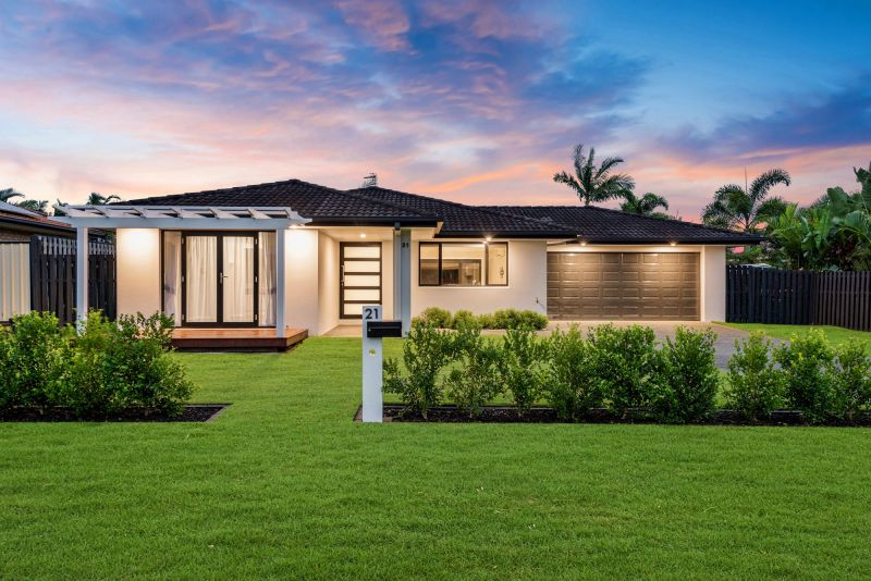21 River Heights Road, Upper Coomera