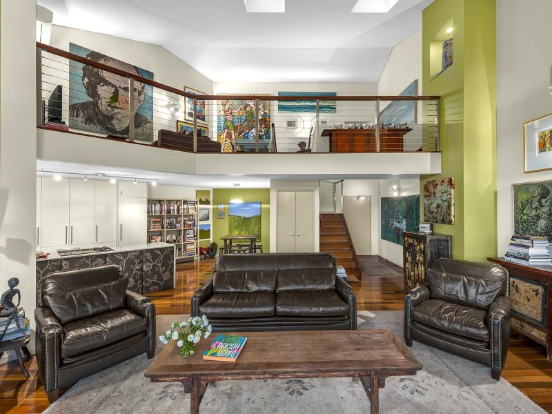 193m2 Penthouse in the heart of Brisbane>