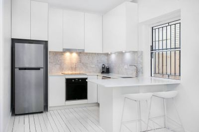 Renovated Two Bedroom Apartment In Heart Of Rose Bay