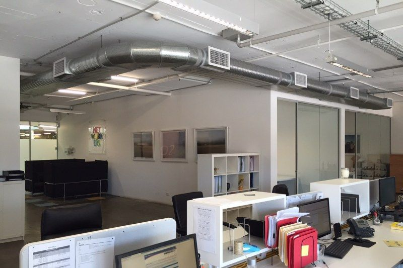 Short term lease/ Contemporary office/ Fully fitted out