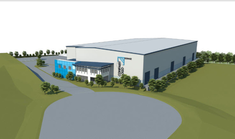 Brand New Warehouse – Ready for Occupation mid 2020