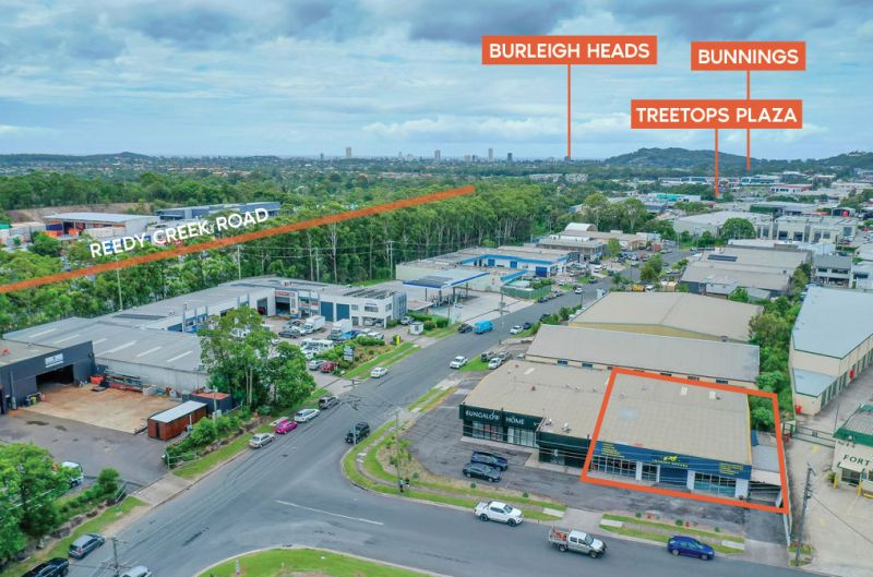 Blue-chip Burleigh location