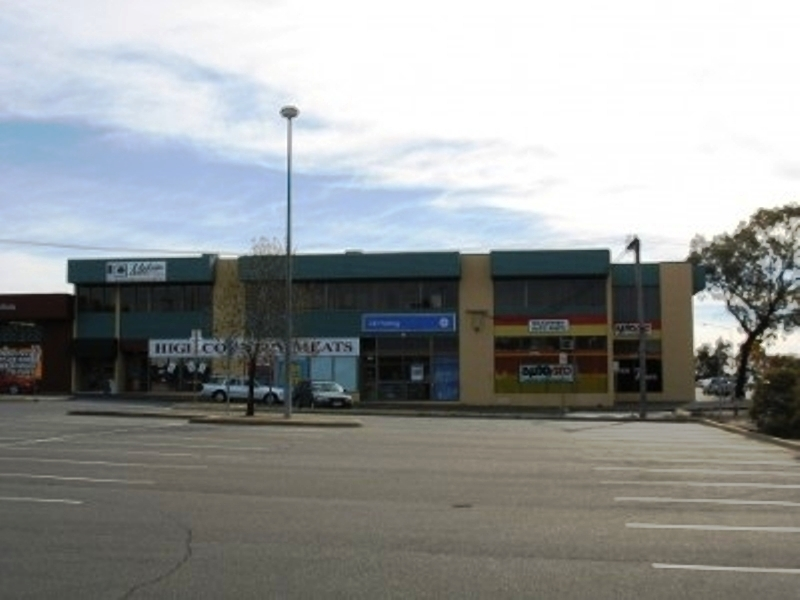 Prominent Street Frontage Location