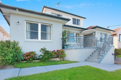 Coastal Living in Family Home On Wide Block With Ocean Views, Pool & Development Potential For Duplex STCA