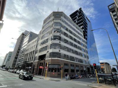 Level 7/12 Johnston, Wellington Central